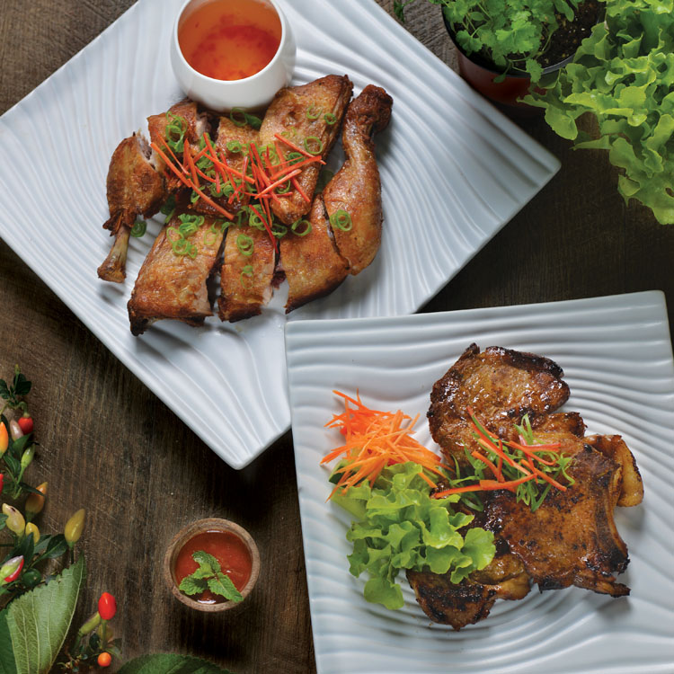 Authentic Vietnamese Lunch & Dinner at I Love Pho
